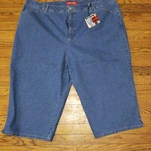 Gloria Vanderbilt Women Crop Jeans